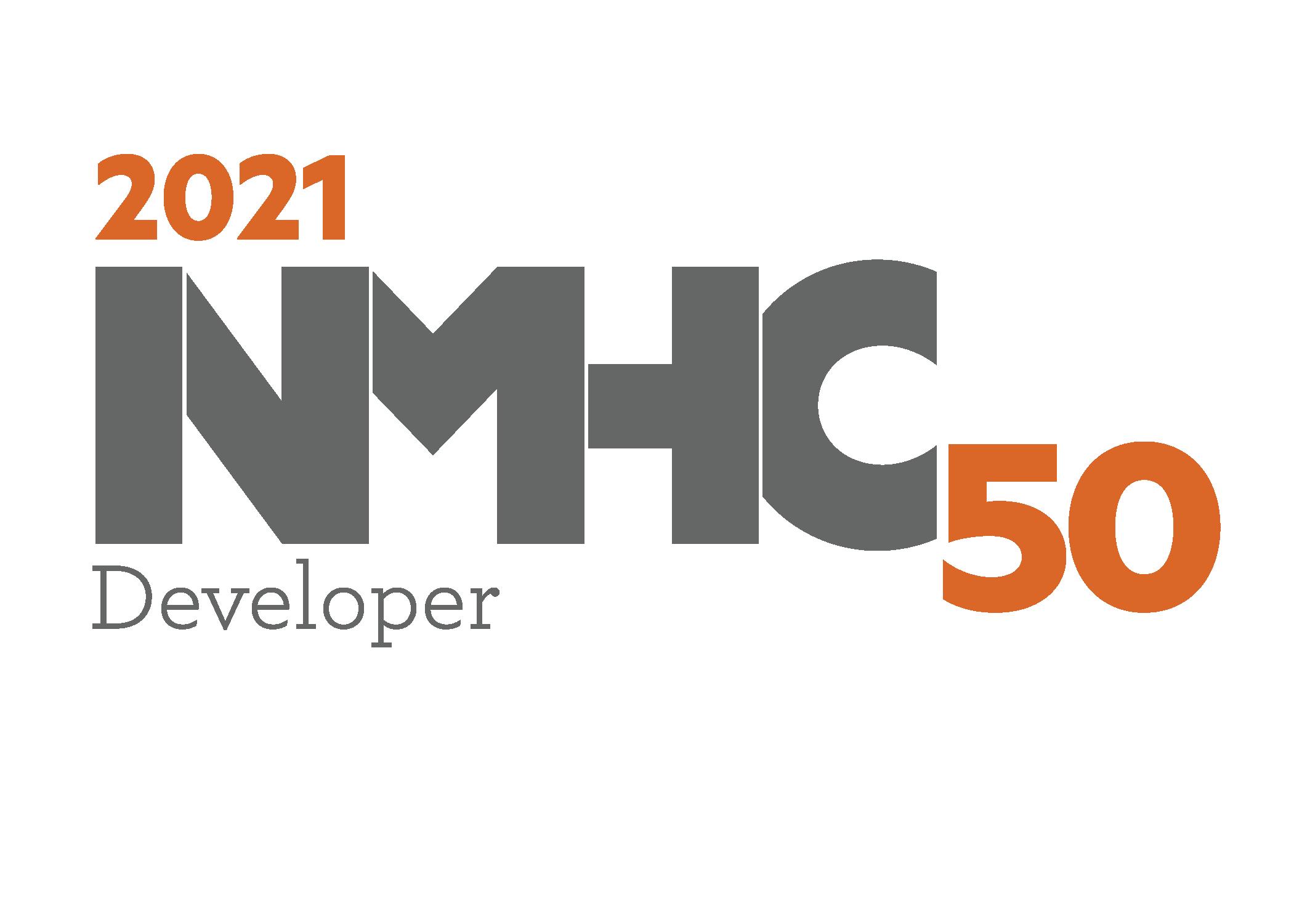 NMHC50 Developer Badge