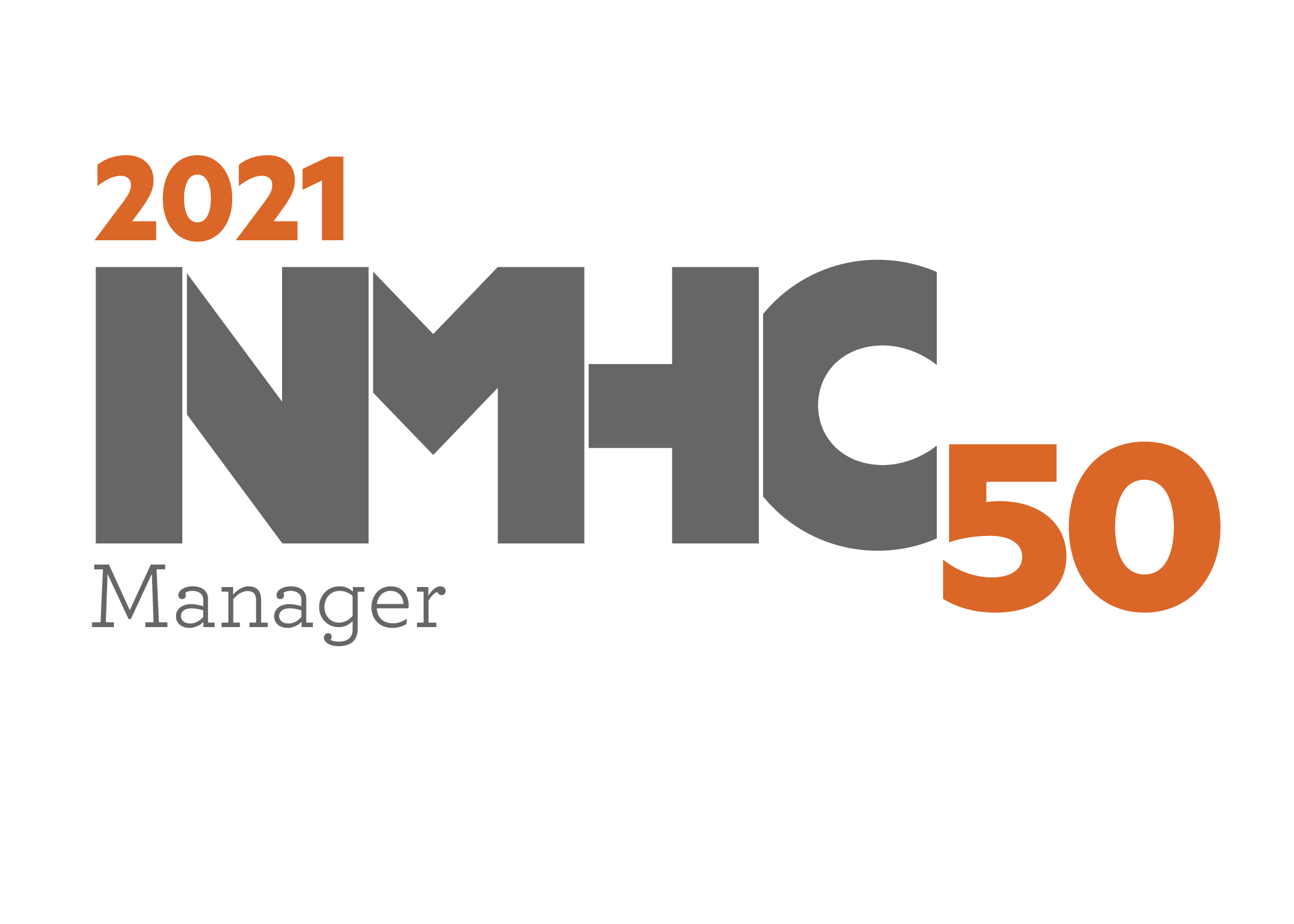 NMHC50 Badge Managers Website Badge